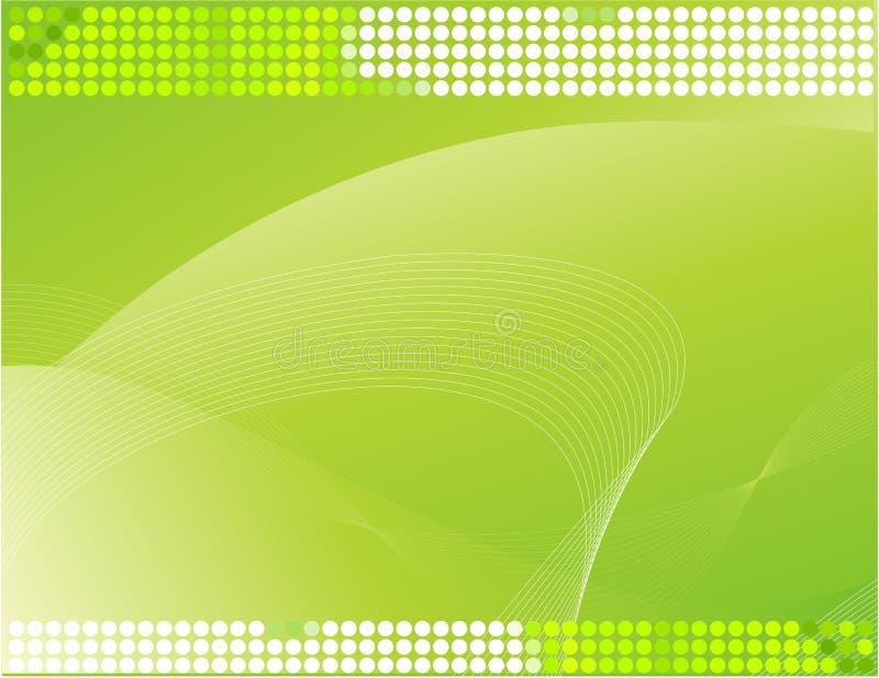 Vektorabstrakter Hintergrund lizenzfreie abbildung