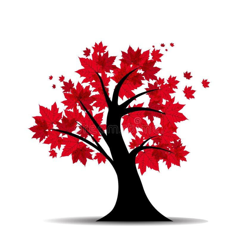 Vektorahornbaum vektor abbildung