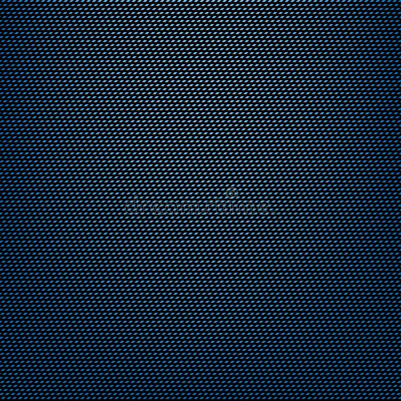 Vektorbakgrund av jeanstextur royaltyfri illustrationer