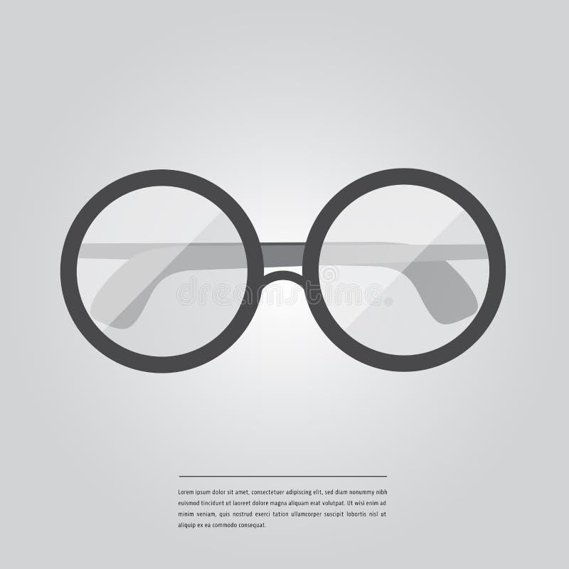 Vektorbild av anblickar stock illustrationer