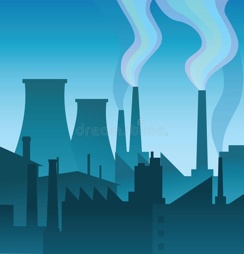 Vektorbransch stock illustrationer