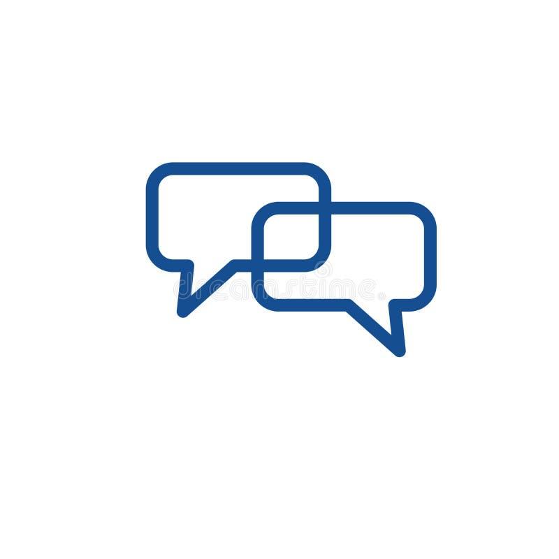 Vektorcirkel fyra delar logo som är infographic, cirkuleringsdiagram, datagraf, presentationsdiagram Begrepp för Minimalistic aff royaltyfri illustrationer