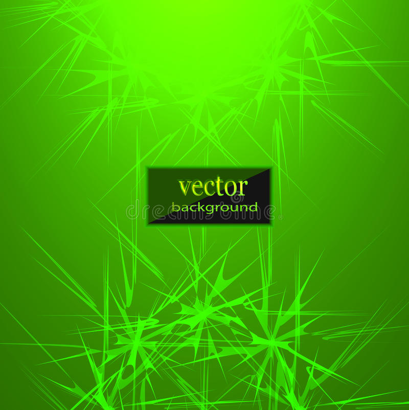 Vektordekorativer Hintergrund stock abbildung