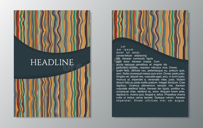 Download Vektordesignmallar Tappningramar Och Bakgrunder Stock Illustrationer - Illustration av packe, garnering: 76703683