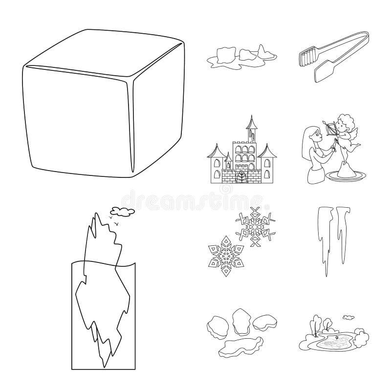 Vektorentwurf des sauberen und nass Symbols Stellen Sie vom sauberem und Reinheitsaktiensymbol f?r Netz ein lizenzfreie abbildung