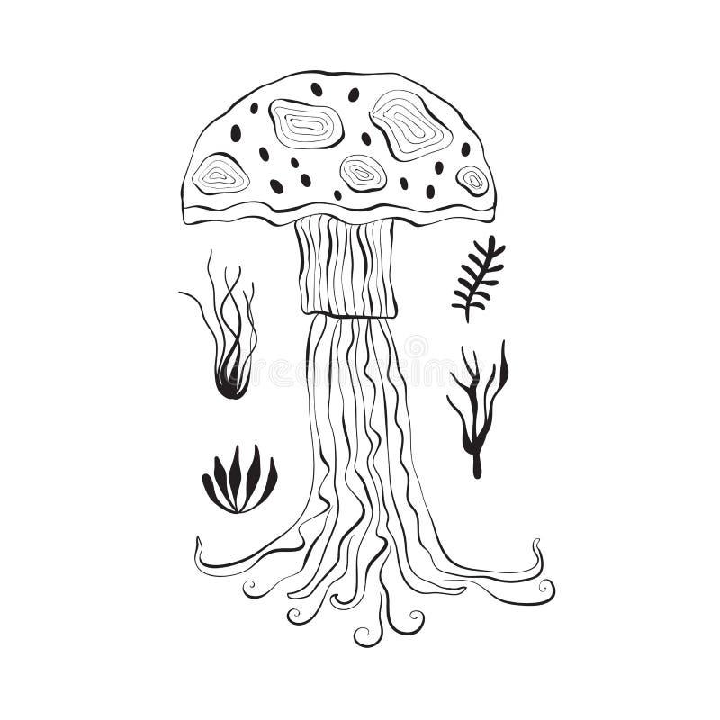 Vektorgelé stock illustrationer