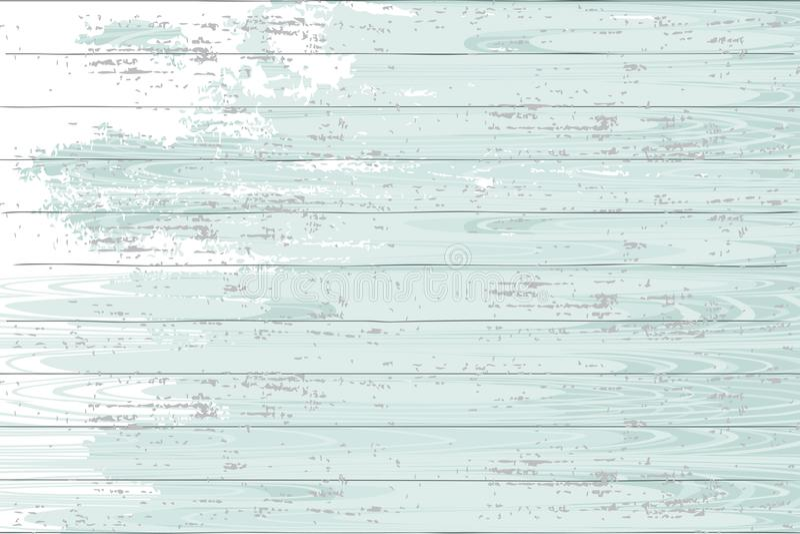Vektorgraphik schuf weiße hölzerne Beschaffenheit Hand gezeichnet vektor abbildung