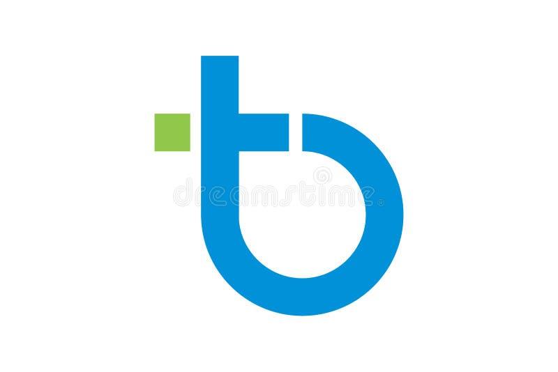 Vektorhälsovård och läkarundersökning Logo Template arkivfoto
