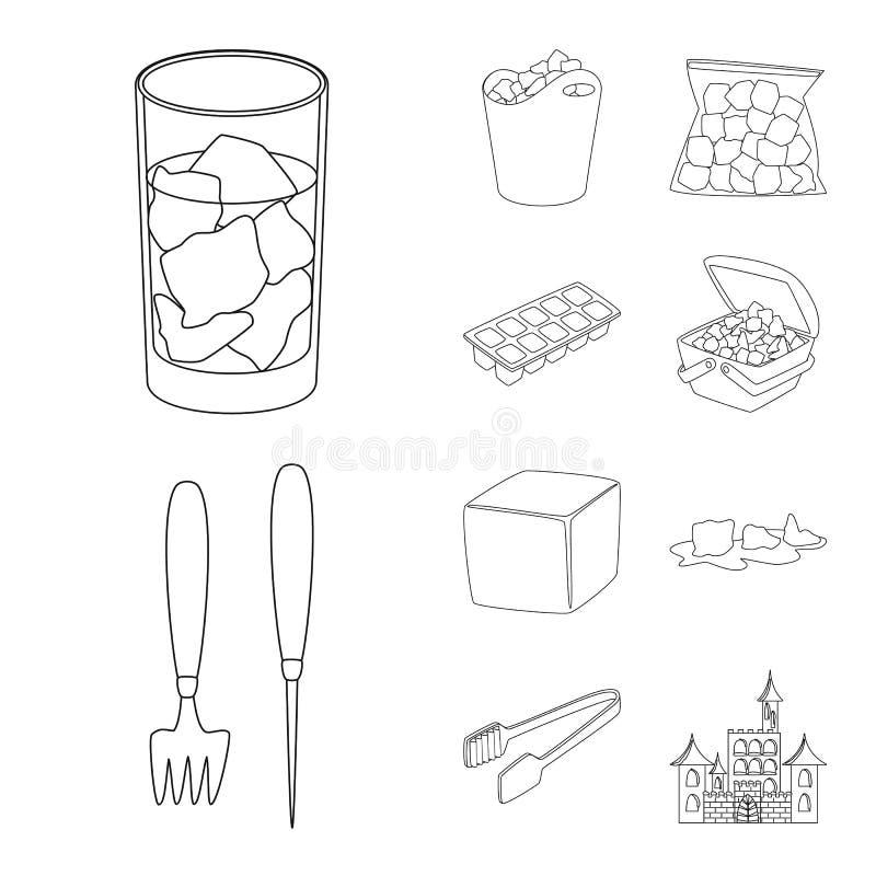 Vektorillustration des sauberen und nass Logos Stellen Sie vom sauberem und Reinheitsaktiensymbol f?r Netz ein lizenzfreie abbildung