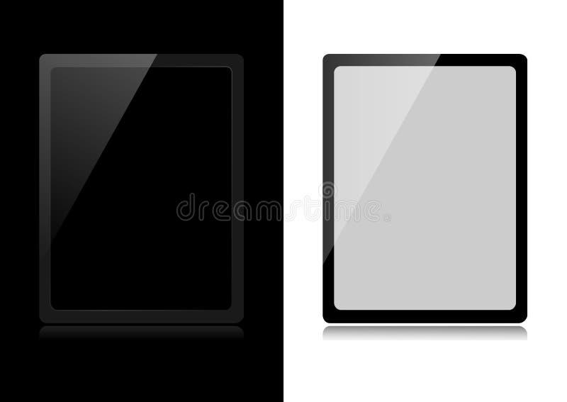 Vektorminnestavladatorer vektor illustrationer