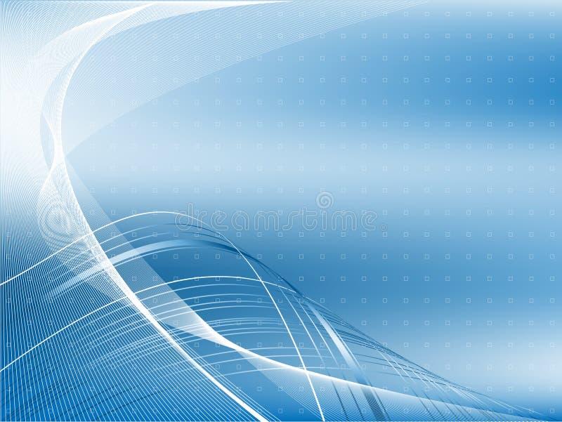 Vektormoderner Hintergrund stock abbildung