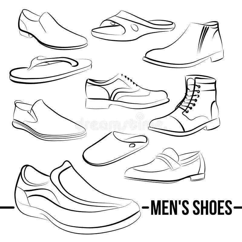 Schuhe Gemalte IllustrationenVektorsamp; Schuhe Stock IllustrationenVektorsamp; Stock Klipart Gemalte OPkZXiu