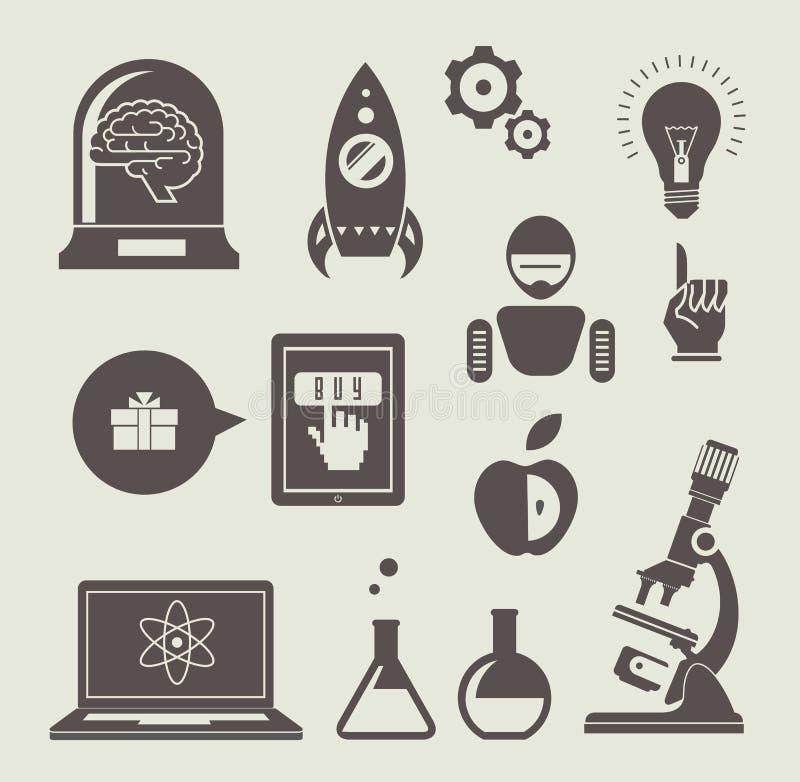 Innovation vektor abbildung