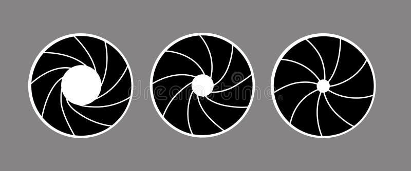 Vektorschattenbild der Membrane vektor abbildung