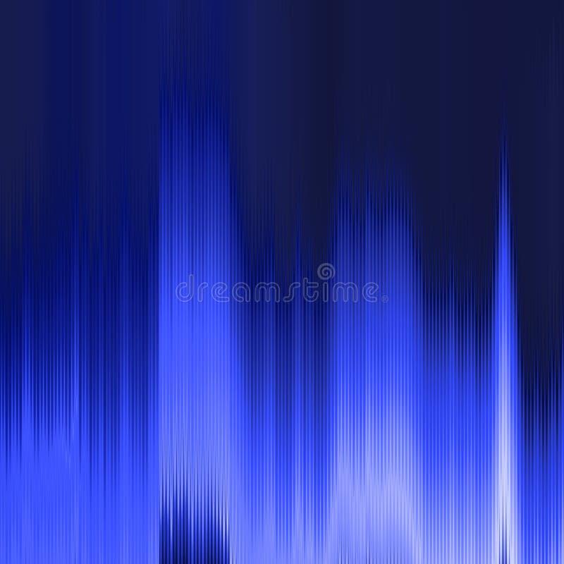 Vektorstörschubhintergrund Digitalbilddatenverzerrung Bunter abstrakter Hintergrund für Ihre Designe stock abbildung