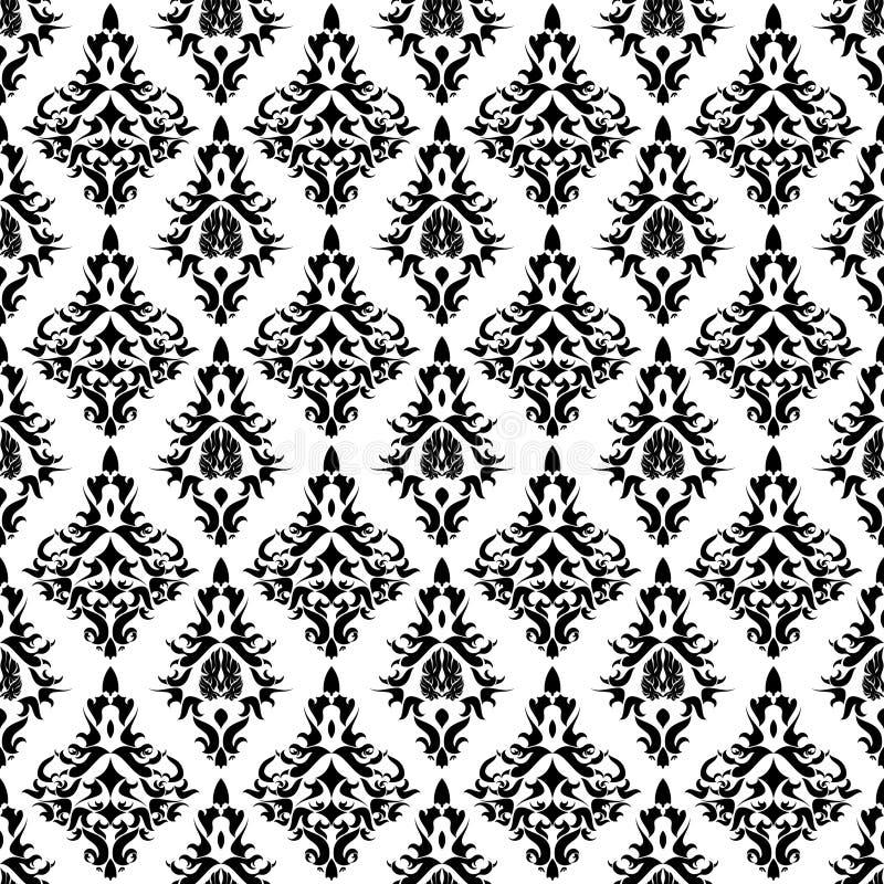 vektortappningwallpaper royaltyfri illustrationer