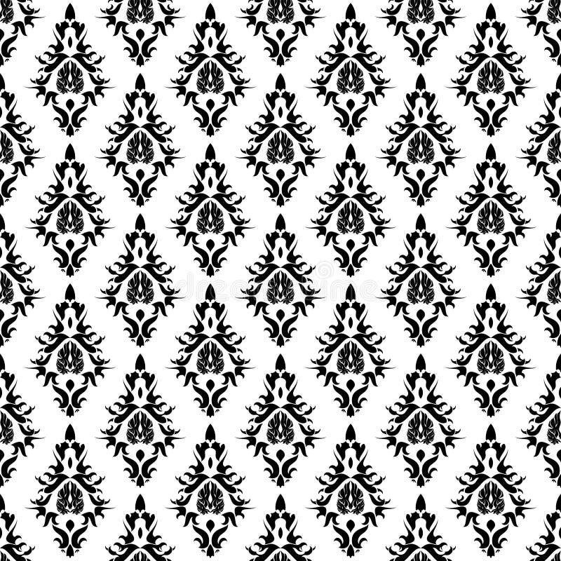 vektortappningwallpaper stock illustrationer