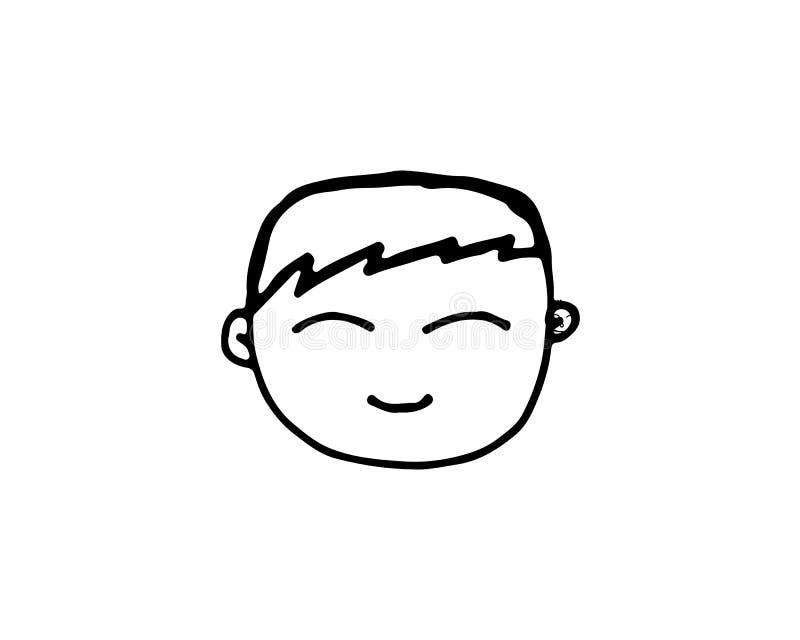 Vektortecknet en moderadoptiongemenskap och folk att bry sig och kopplar ihop stock illustrationer