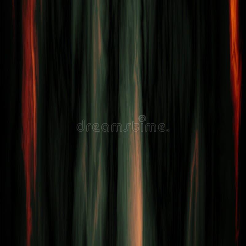 Vektortekniskt felbakgrund Distorsion för data för Digital bild Fördärvad bildvektormapp Färgrik abstrakt bakgrund för stock illustrationer