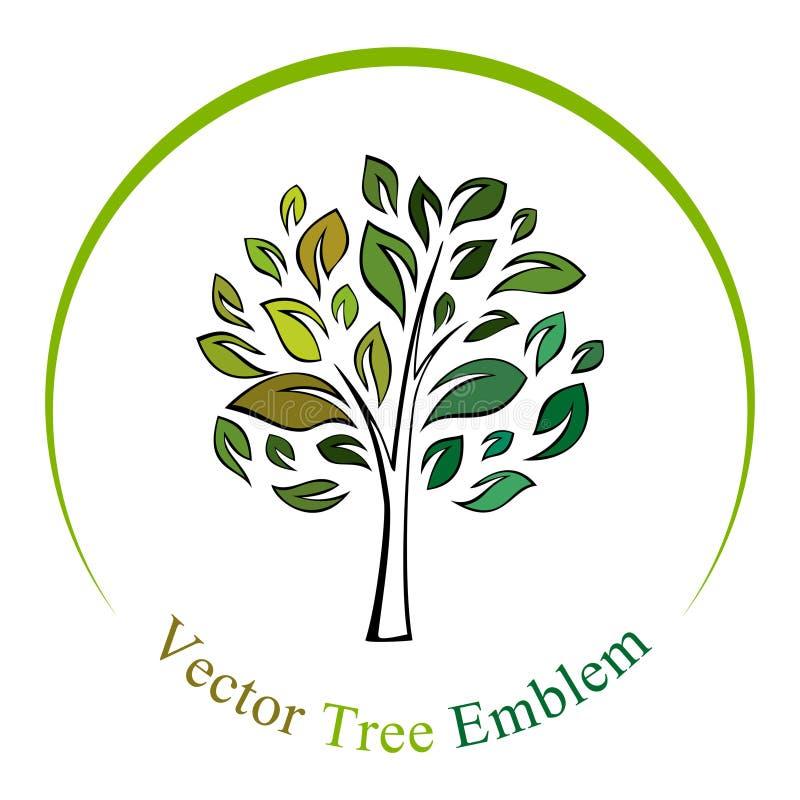Download Vektorträd vektor illustrationer. Illustration av säsong - 37348669