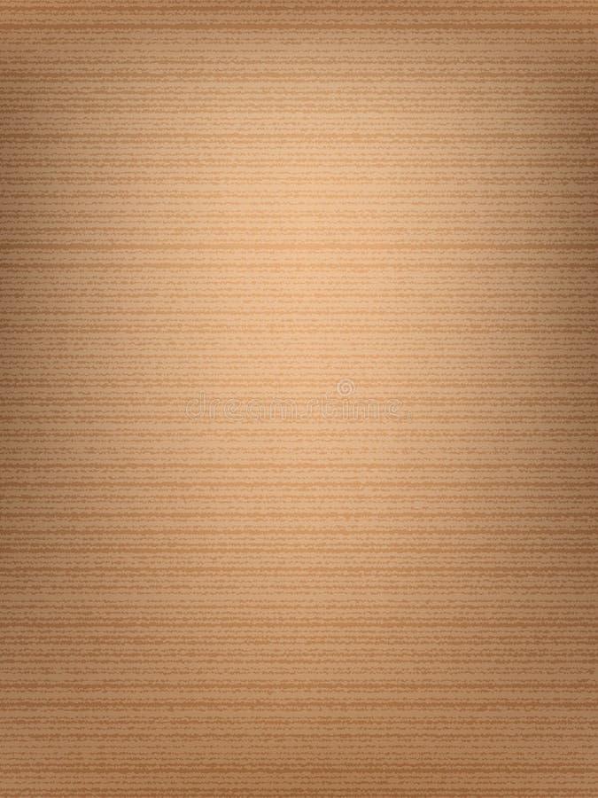 Vektorträrandig fiber texturerad bakgrund Elegant ljus wood bakgrund royaltyfri illustrationer