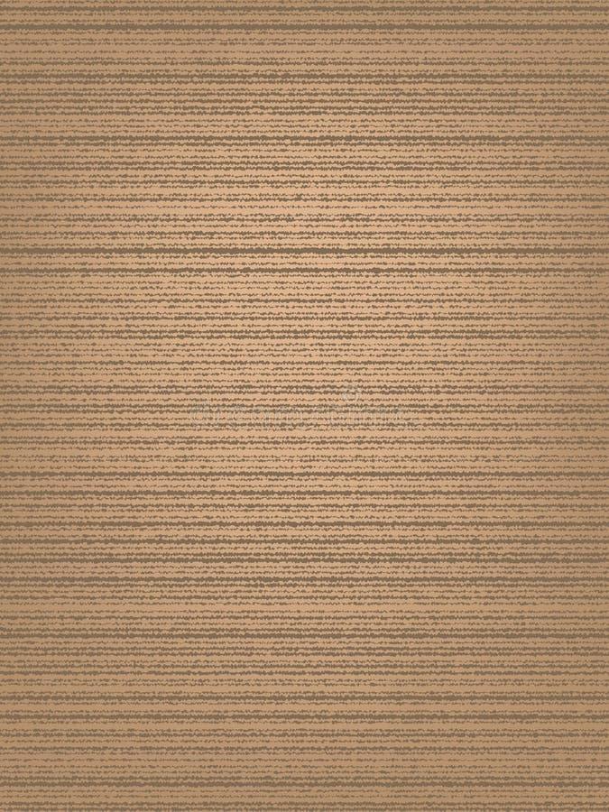 Vektorträrandig fiber texturerad bakgrund Elegant ljus wood bakgrund vektor illustrationer