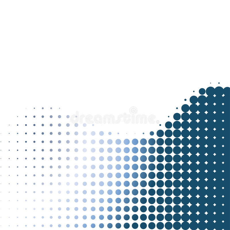 vektorwave stock illustrationer