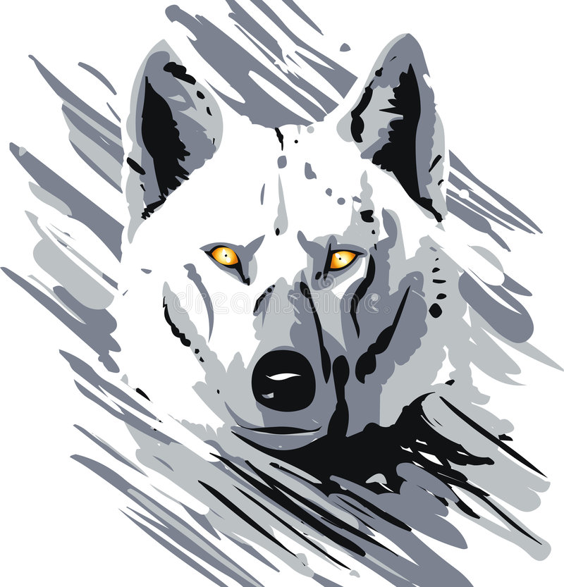 vektorwolf