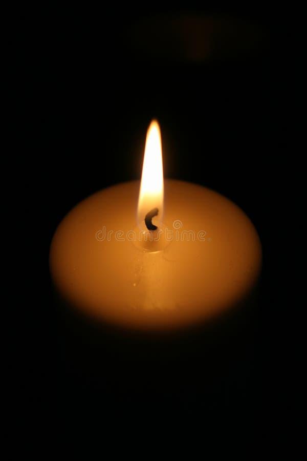 Download Vela foto de archivo. Imagen de cera, iluminación, fuego - 7287354
