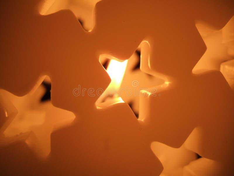 Vela de la estrella imagen de archivo libre de regalías