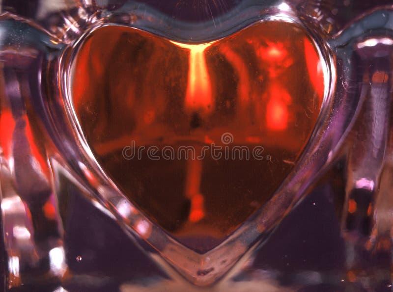Vela Do Coração Imagens de Stock
