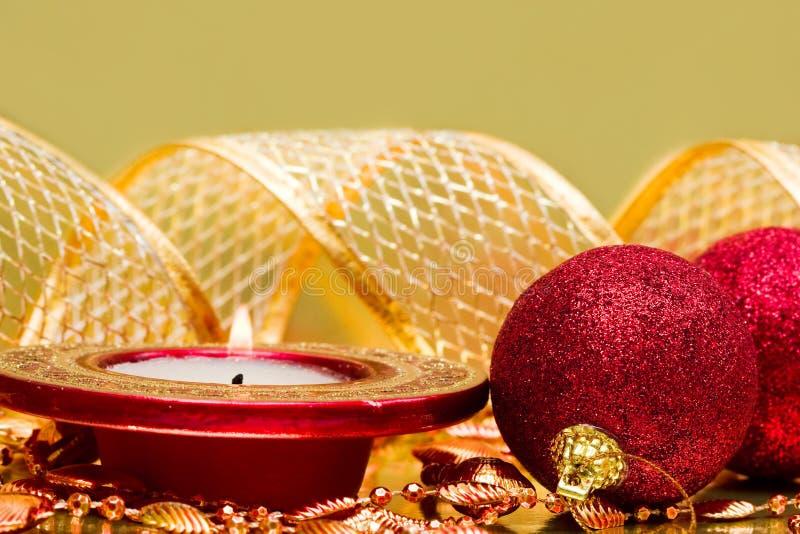 Vela festiva del nuevo-año imagen de archivo libre de regalías