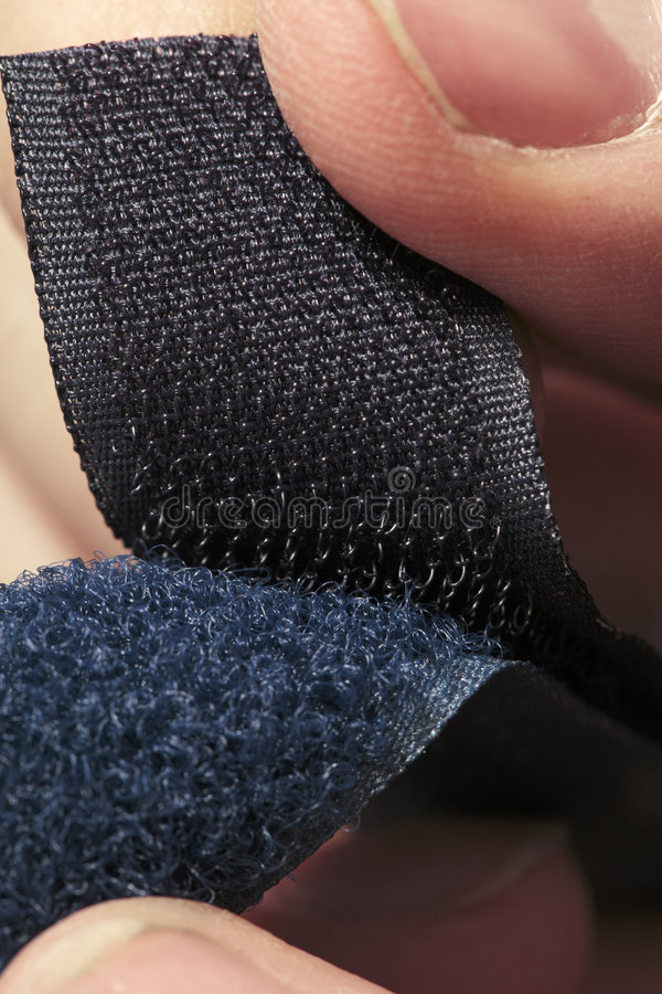 Velcro stock photo