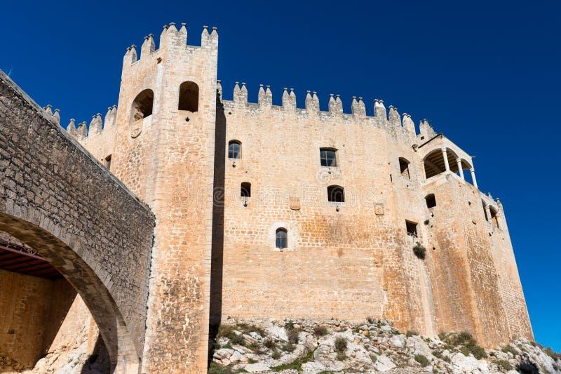 Download Velez Blanco Castle stock photo. Image of castle, copy - 29029874