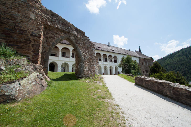 velhartice замока стоковое фото