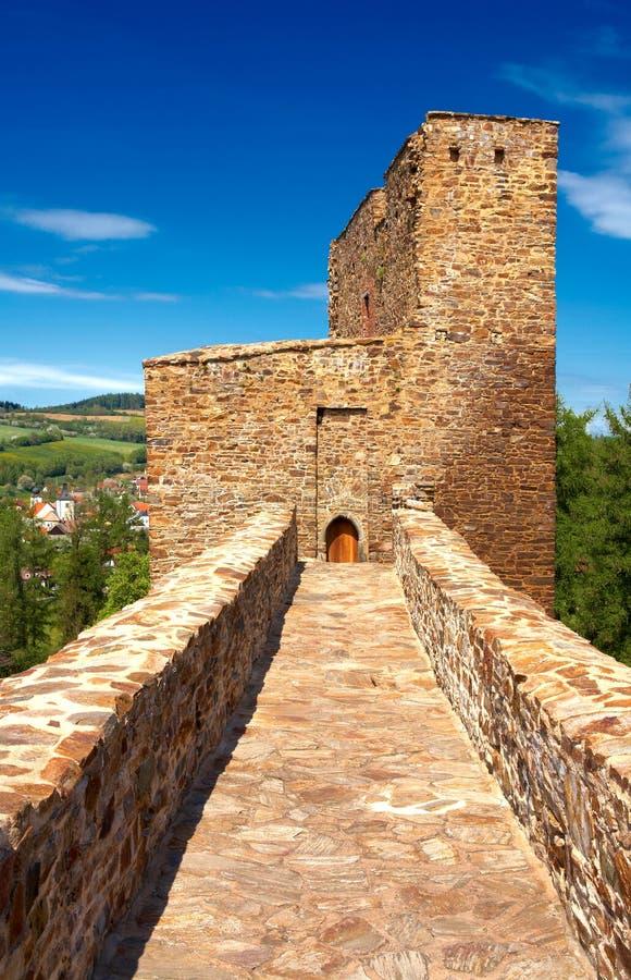 Free Velhartice Castle Stock Image - 31586161
