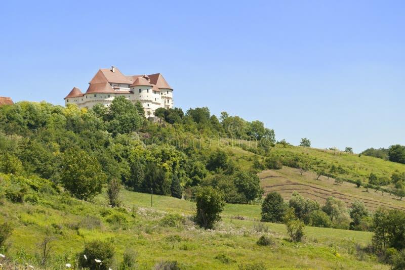 Veliki Tabor castle stock photography