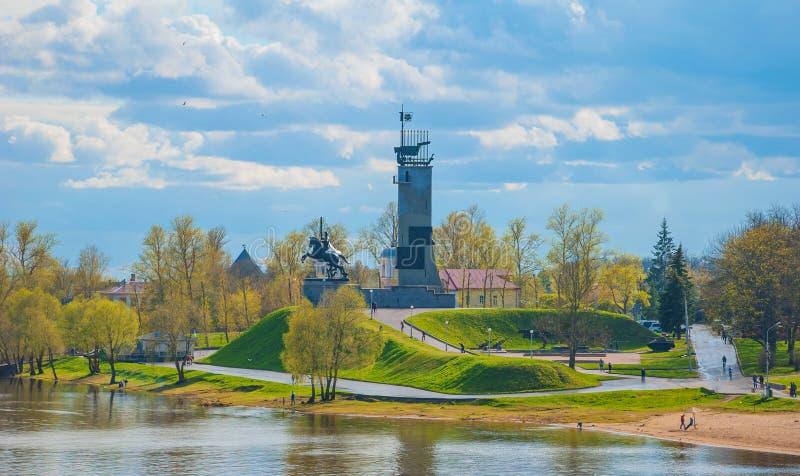 Velikiy Novgorod immagini stock libere da diritti