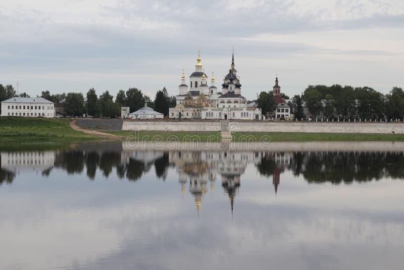 Velikiy Ustyug royalty free stock photos