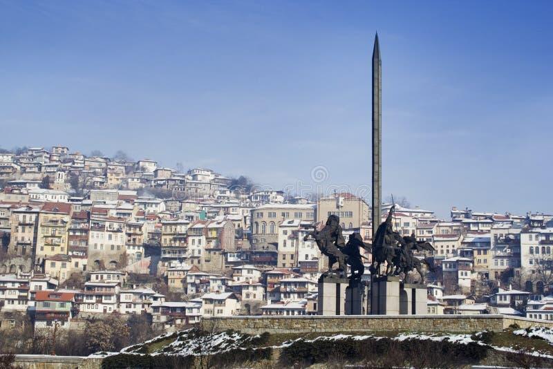 veliko tarnovo της Βουλγαρίας στοκ εικόνες