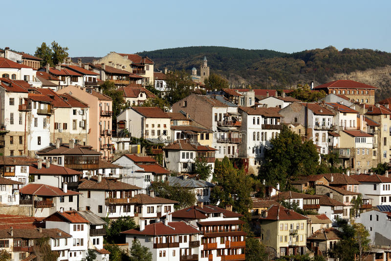 Veliko Tarnovo 免版税库存照片