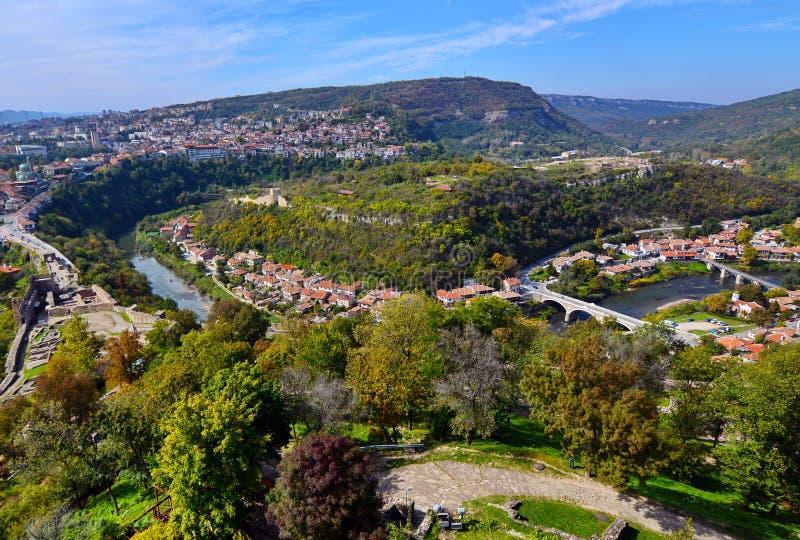 Veliko Tarnovo arkivbilder