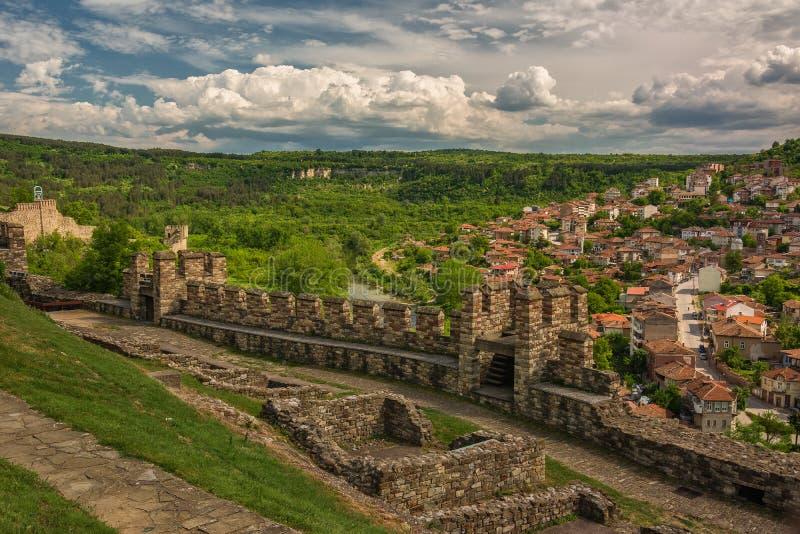Veliko Tarnovo, Bulgaria imagen de archivo libre de regalías