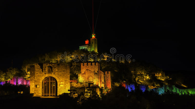 Veliko Tarnovo, Bulgaria imagen de archivo