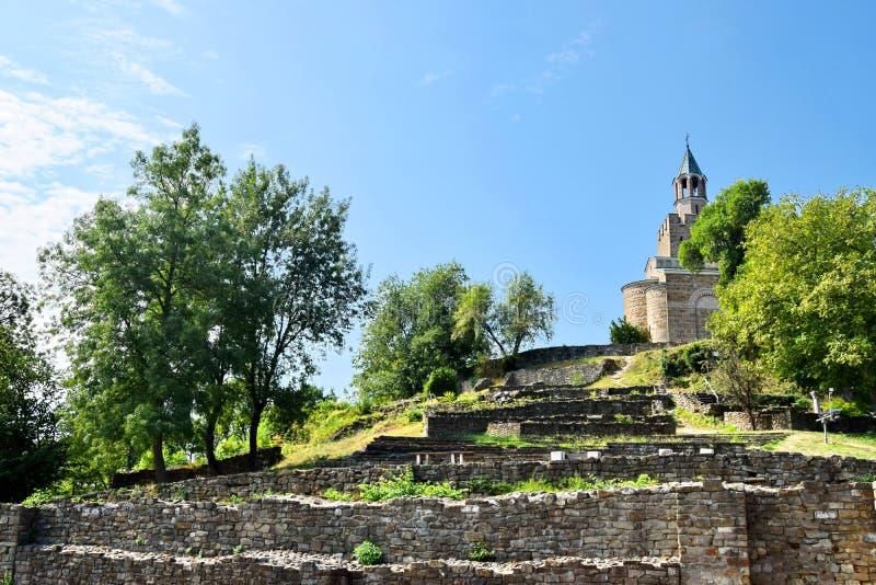 Veliko Tarnovo stock foto