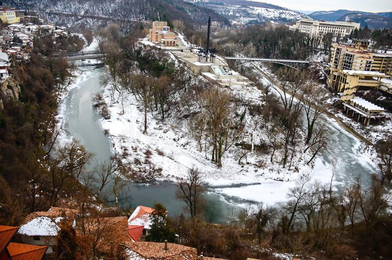 Download Veliko Turnovo Stock Photo - Image: 83718252
