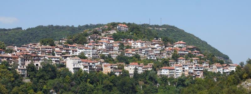 Veliko Tyrnovo bulgaria fotos de archivo