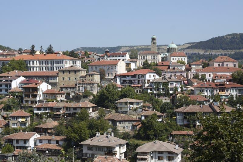 Veliko Tyrnovo bulgaria imagen de archivo libre de regalías