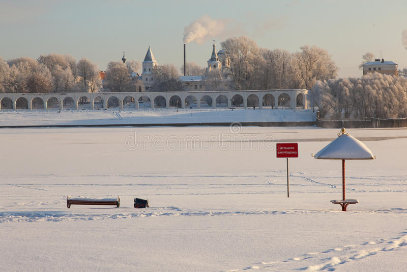 Veliky Novgorod foto de stock royalty free