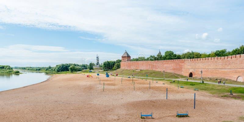 Veliky Novgorod royalty-vrije stock foto
